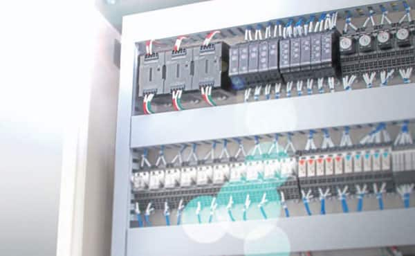 Image of Omron's Control Panels