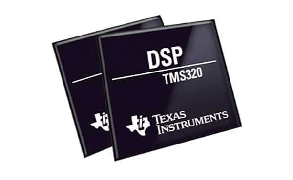Image of Rochester's Texas Instruments TMS320